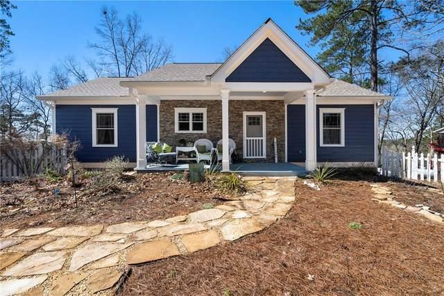 16 Whipporwill Lane, White, GA 30184 (MLS #6685490) :: Good Living Real Estate