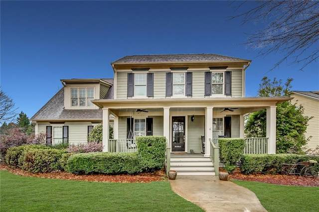 612 Parkview Drive, Canton, GA 30114 (MLS #6685852) :: The North Georgia Group