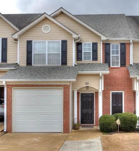 92 Eagle Glen Drive NE #92, Cartersville, GA 30121 (MLS #6685875) :: North Atlanta Home Team