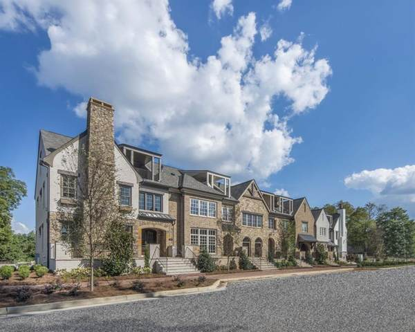 124 Lily Garden #23, Alpharetta, GA 30009 (MLS #6685898) :: North Atlanta Home Team
