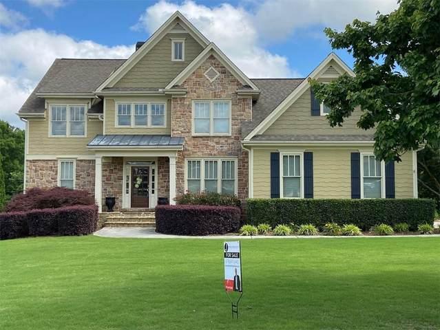 2535 Gate Park Drive, Bethlehem, GA 30620 (MLS #6685946) :: AlpharettaZen Expert Home Advisors