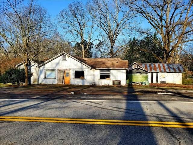 5277 Old Cornelia Highway, Lula, GA 30554 (MLS #6686011) :: North Atlanta Home Team