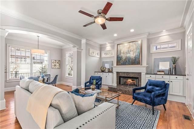 1136 Sheridan Court NE, Atlanta, GA 30324 (MLS #6686035) :: RE/MAX Paramount Properties