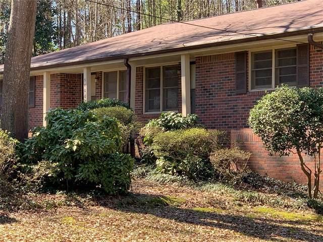5600 Pine Grove Drive, Austell, GA 30106 (MLS #6686077) :: North Atlanta Home Team