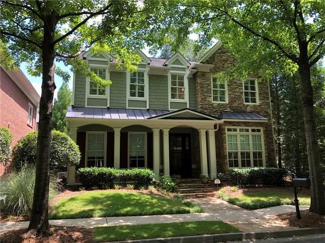 608 Concord Lake Lane SE, Smyrna, GA 30082 (MLS #6686139) :: RE/MAX Prestige