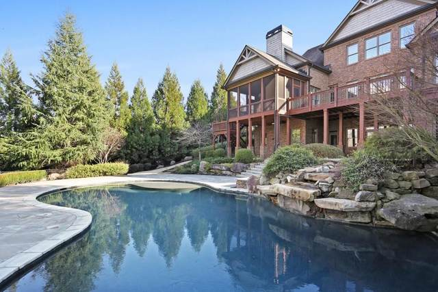 1060 Balmoral Lane, Roswell, GA 30075 (MLS #6686154) :: AlpharettaZen Expert Home Advisors