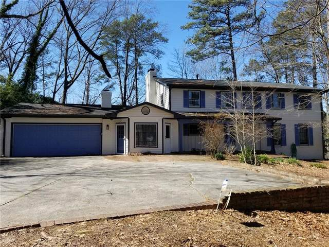 6680 Williamson Drive, Sandy Springs, GA 30328 (MLS #6686346) :: MyKB Partners, A Real Estate Knowledge Base