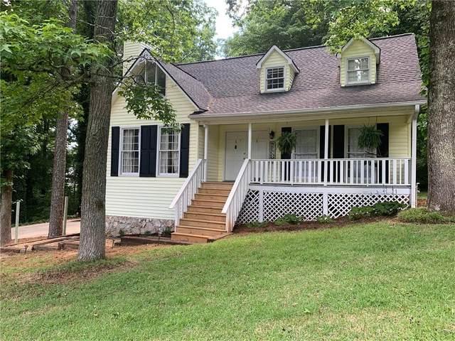 190 Northwoods Circle, Ball Ground, GA 30107 (MLS #6686384) :: Path & Post Real Estate