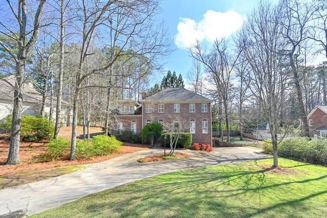 3110 Brandy Station SE, Atlanta, GA 30339 (MLS #6686610) :: MyKB Partners, A Real Estate Knowledge Base