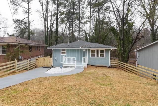 1568 Ezra Church Drive NW, Atlanta, GA 30314 (MLS #6686677) :: The Heyl Group at Keller Williams
