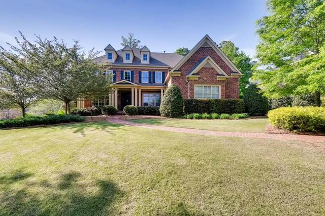 2321 NW Whiting Bay Courts NW, Kennesaw, GA 30152 (MLS #6686718) :: North Atlanta Home Team