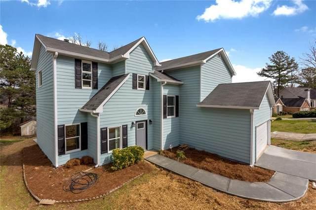 7034 Shore Road, Lithonia, GA 30058 (MLS #6686805) :: MyKB Partners, A Real Estate Knowledge Base