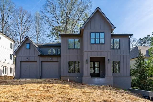 1600 Bubbling Creek Road NE, Brookhaven, GA 30319 (MLS #6687075) :: MyKB Partners, A Real Estate Knowledge Base
