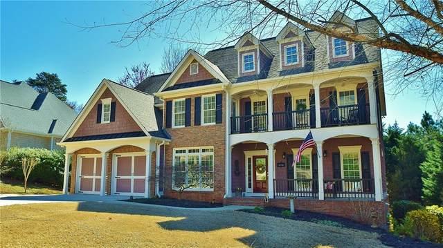 3508 Lake Ridge Drive, Gainesville, GA 30506 (MLS #6687402) :: Kennesaw Life Real Estate