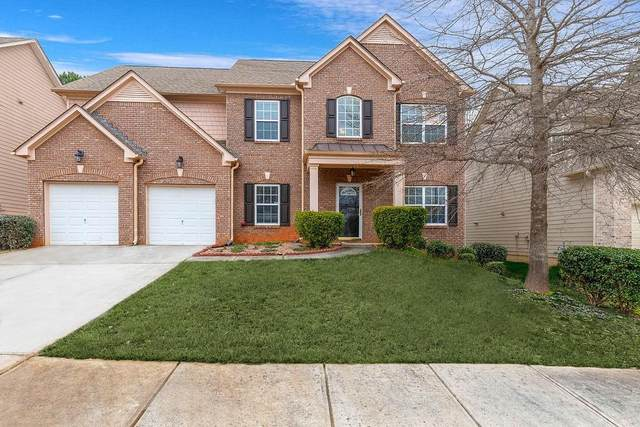 3317 Dogwood Pass, Lithonia, GA 30038 (MLS #6687421) :: MyKB Partners, A Real Estate Knowledge Base