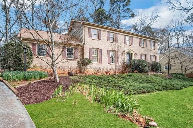 1422 SW Baron Court SW, Stone Mountain, GA 30087 (MLS #6687477) :: North Atlanta Home Team
