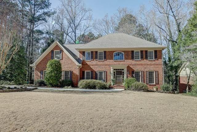 2330 Kimbrough Court, Sandy Springs, GA 30350 (MLS #6687557) :: North Atlanta Home Team
