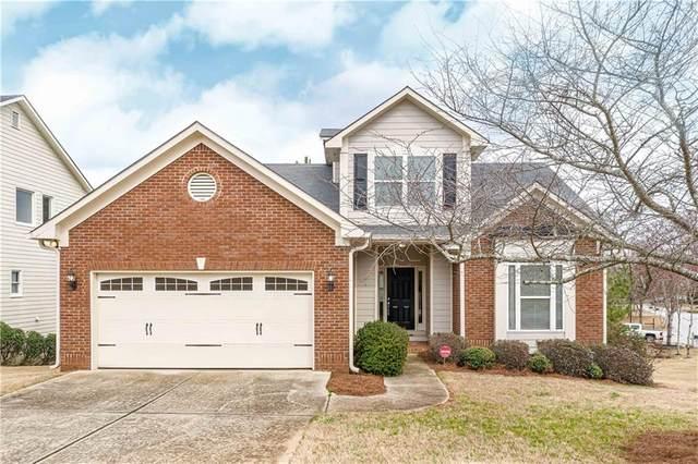 3486 Stonington Court, Douglasville, GA 30135 (MLS #6687938) :: MyKB Partners, A Real Estate Knowledge Base