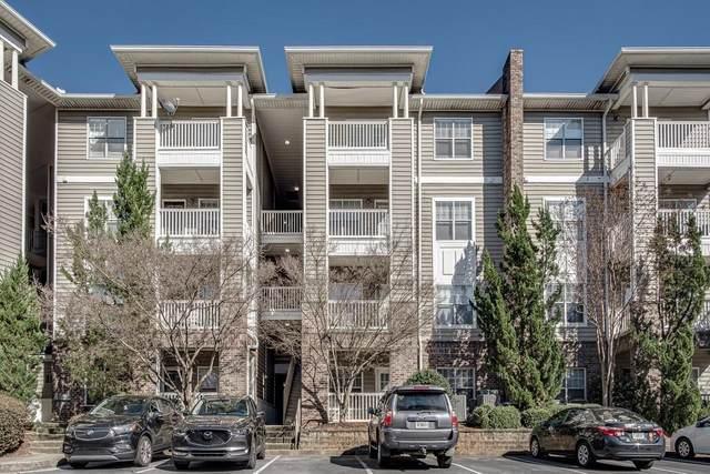 2700 Pine Tree Road NE #1005, Atlanta, GA 30324 (MLS #6688152) :: Tonda Booker Real Estate Sales