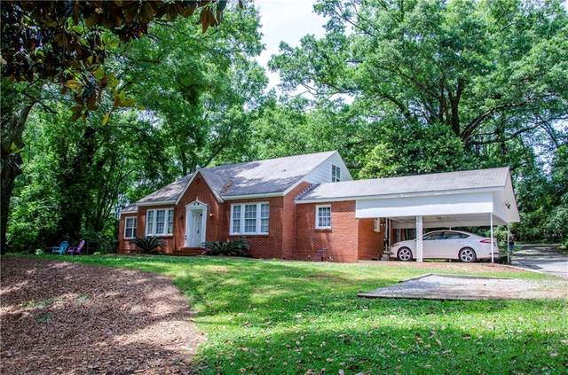 512 N Columbia Terrace, Milledgeville, GA 31061 (MLS #6688263) :: North Atlanta Home Team