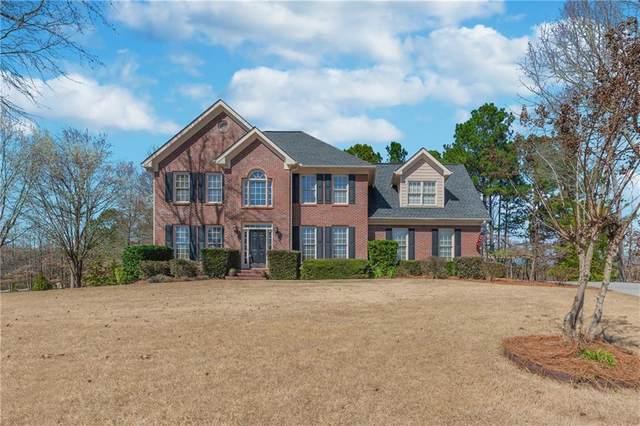 1217 Maple Creek Lane, Loganville, GA 30052 (MLS #6688285) :: MyKB Partners, A Real Estate Knowledge Base