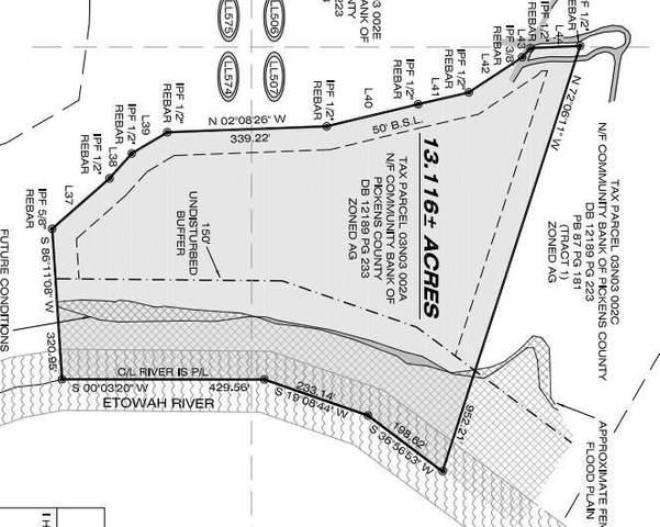 0 Allison Lane, Ball Ground, GA 30107 (MLS #6689778) :: Path & Post Real Estate
