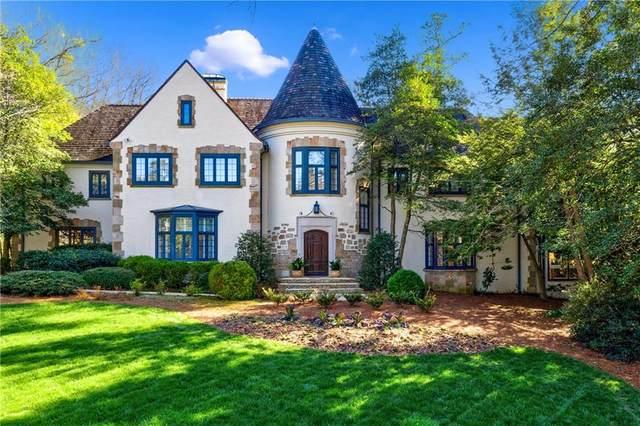 3554 Tuxedo Park NW, Atlanta, GA 30305 (MLS #6690143) :: RE/MAX Prestige