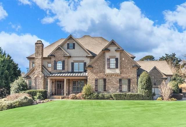 1084 W Nancy Creek Drive NE, Brookhaven, GA 30319 (MLS #6690605) :: North Atlanta Home Team