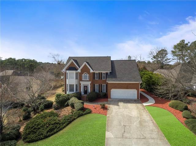 10590 Morton Ridge Drive, Johns Creek, GA 30022 (MLS #6690882) :: The Heyl Group at Keller Williams