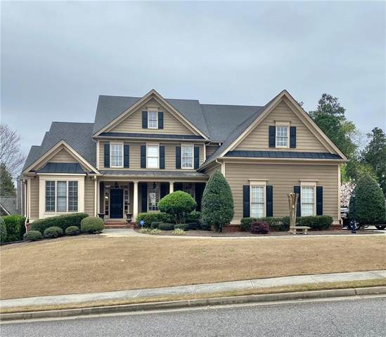 3725 Greenside Court, Dacula, GA 30019 (MLS #6690980) :: MyKB Partners, A Real Estate Knowledge Base