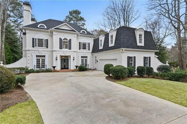 5465 Chelsen Wood Drive, Johns Creek, GA 30097 (MLS #6691155) :: MyKB Partners, A Real Estate Knowledge Base