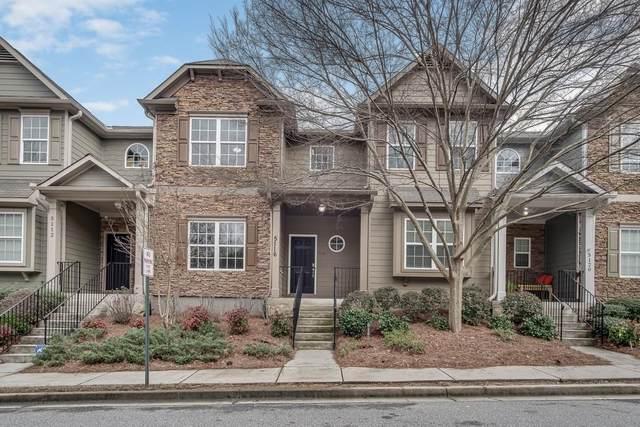 5116 Whiteoak Terrace, Smyrna, GA 30080 (MLS #6691403) :: The Heyl Group at Keller Williams