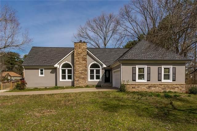 2656 Brookwest Lane, Marietta, GA 30064 (MLS #6691712) :: MyKB Partners, A Real Estate Knowledge Base