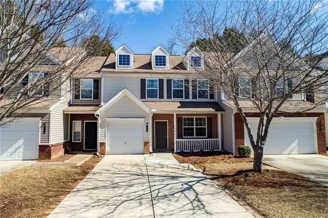 551 Windstone Trail #551, Alpharetta, GA 30004 (MLS #6691954) :: Charlie Ballard Real Estate
