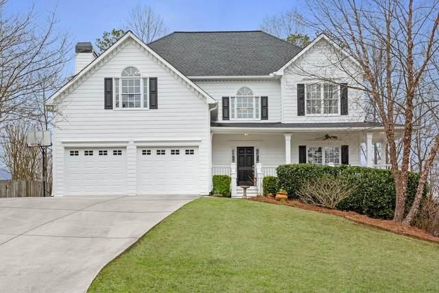 5505 Hedge Brooke Drive NW, Acworth, GA 30101 (MLS #6692025) :: MyKB Partners, A Real Estate Knowledge Base