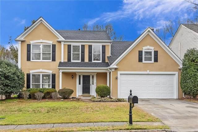 4185 Ancroft Circle, Peachtree Corners, GA 30092 (MLS #6692074) :: North Atlanta Home Team