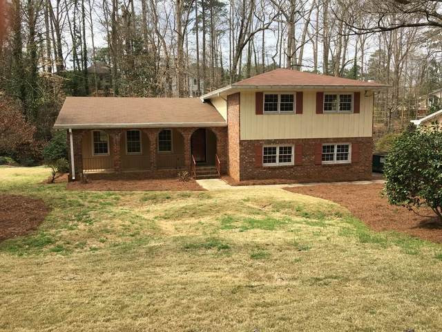 3378 Woodrow Way NE, Brookhaven, GA 30319 (MLS #6692125) :: The Zac Team @ RE/MAX Metro Atlanta