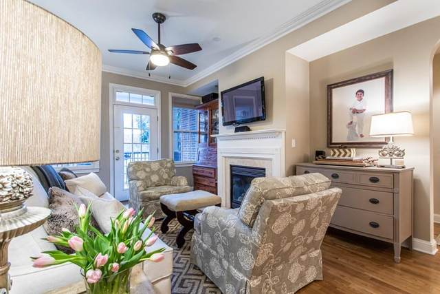 1735 Peachtree Street NE #326, Atlanta, GA 30309 (MLS #6692240) :: Rich Spaulding