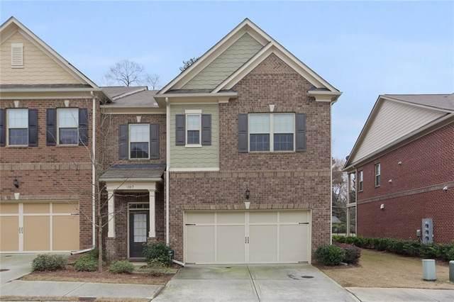 107 Beverly Place, Sandy Springs, GA 30328 (MLS #6692305) :: North Atlanta Home Team