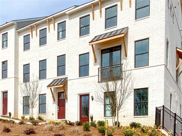 1050 Aster Road #5, Roswell, GA 30076 (MLS #6692488) :: The Cowan Connection Team