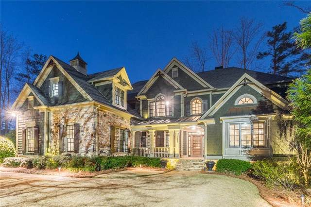 1392 Torpin Hill Court NW, Kennesaw, GA 30152 (MLS #6692519) :: Path & Post Real Estate