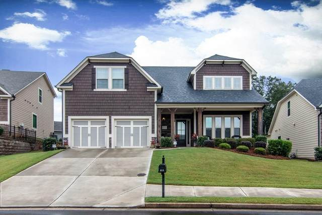 303 Woodridge Pass, Canton, GA 30114 (MLS #6692549) :: MyKB Partners, A Real Estate Knowledge Base