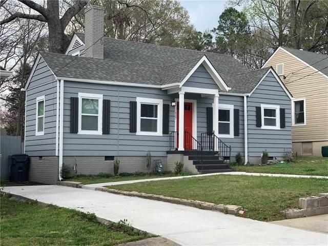 1907 Linwood Avenue, East Point, GA 30344 (MLS #6692874) :: North Atlanta Home Team