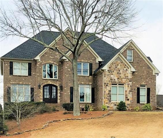 1371 Threepine Place SW, Lilburn, GA 30047 (MLS #6692933) :: North Atlanta Home Team