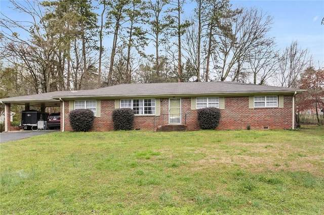 159 Lloyd Drive, Marietta, GA 30066 (MLS #6693332) :: Kennesaw Life Real Estate
