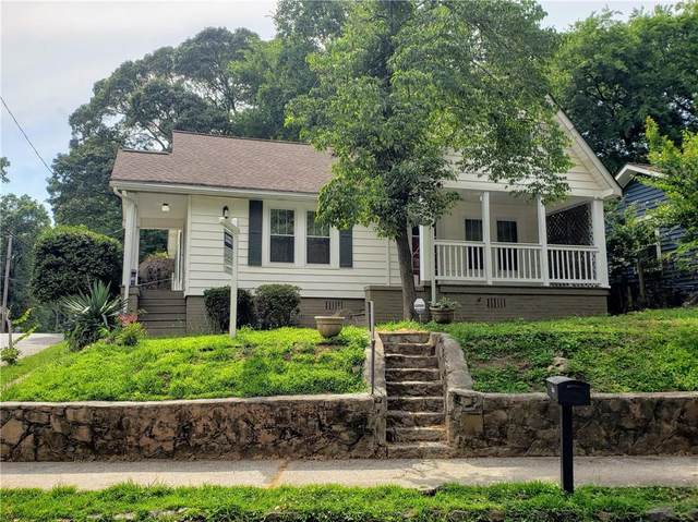 2053 Mcpherson Drive, East Point, GA 30344 (MLS #6693438) :: The Heyl Group at Keller Williams