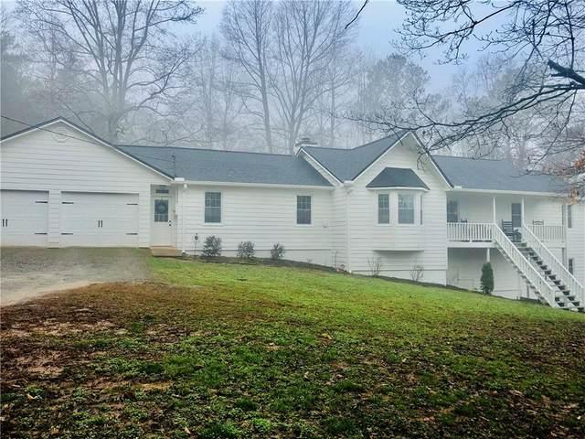 300 Suzie Creek Drive, Ball Ground, GA 30107 (MLS #6693832) :: Path & Post Real Estate