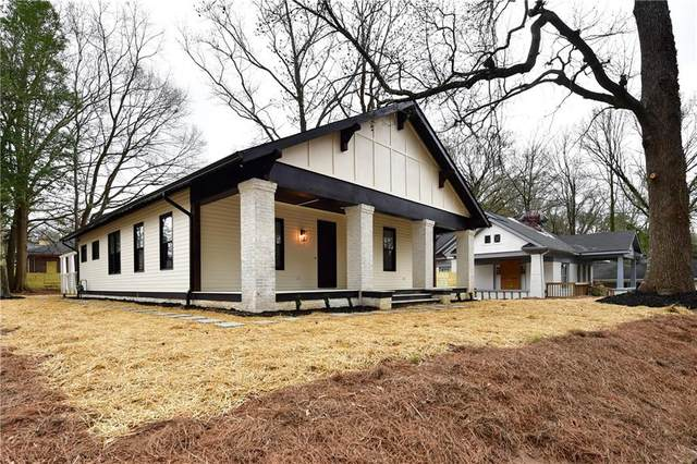 908 Cascade Avenue SW, Atlanta, GA 30311 (MLS #6694259) :: RE/MAX Paramount Properties