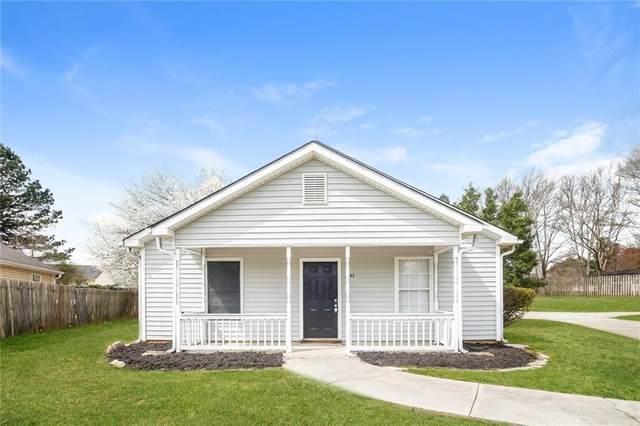 3543 Ten Oaks Circle, Powder Springs, GA 30127 (MLS #6694278) :: Kennesaw Life Real Estate