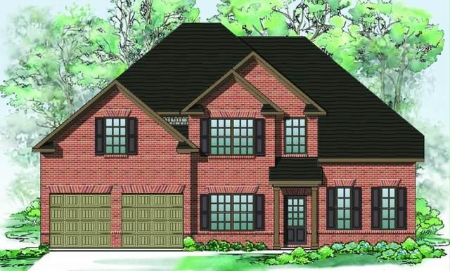 160 Hampton Place, Covington, GA 30016 (MLS #6694368) :: North Atlanta Home Team